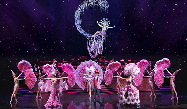 ShowStoppers: The Latest Vegas Show At Encore At Wynn Las Vegas