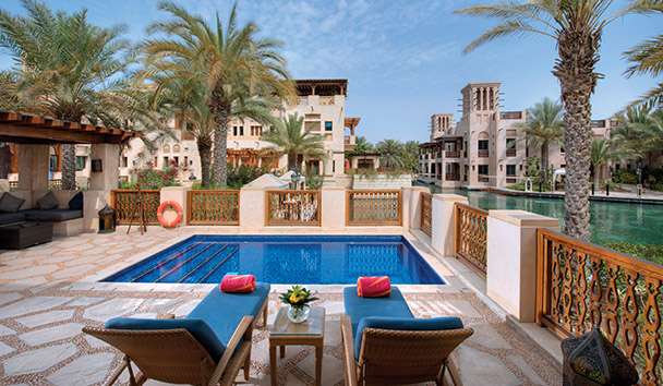 Jumeirah Malakiya Villas: Private Swimming Pool