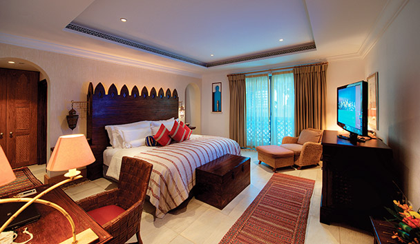 Jumeirah Malakiya Villas: King Room
