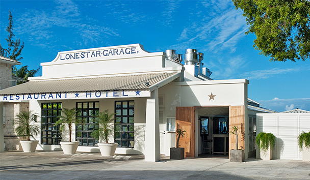 The Lone Star Boutique Hotel & Restaurant: Exterior