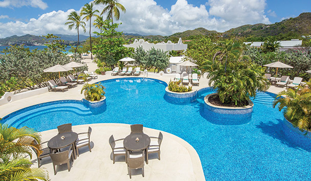 Spice Island Beach Resort, Grenada