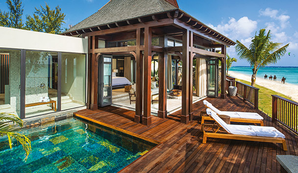 The St. Regis Mauritius Resort: The St. Regis Villa