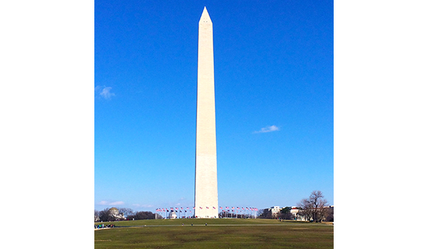 Caroline's image of Washington Monument