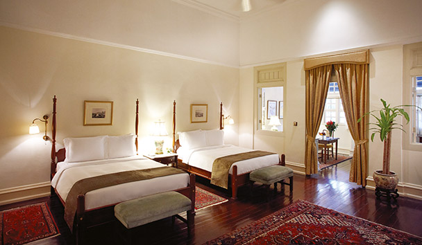 Raffles Singapore: Courtyard Suite