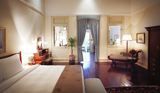 Raffles Singapore: Palm Court Suite