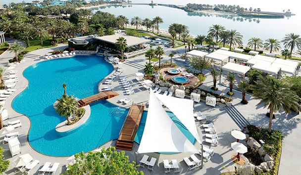 The Ritz-Carlton, Bahrain Hotel & Spa: Resort Overview