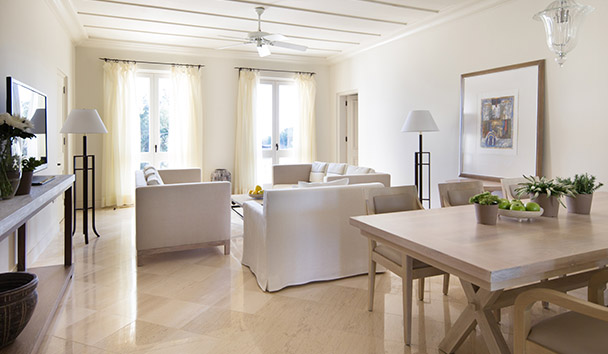 Anassa: Two Bedroom Suite with Pool
