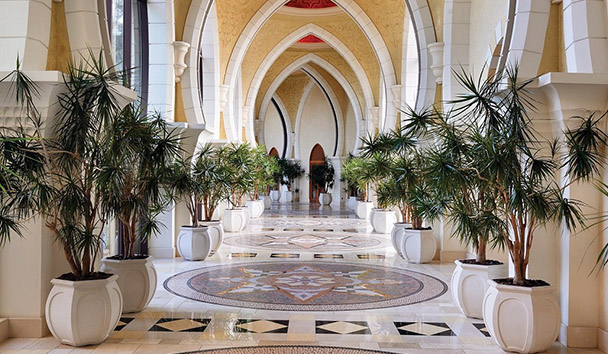 One&Only Royal Mirage, Arabian Court: Grand Gallery