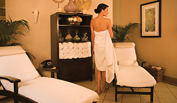 Fairmont Miramar Hotel & Bungalows: Exhale Spa