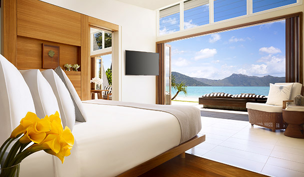 One&Only Hayman Island: Beach House Bedroom