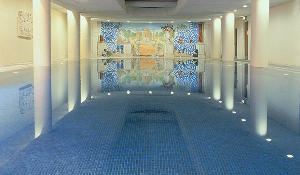 The Merrion: Tethra Spa Swimming Pool