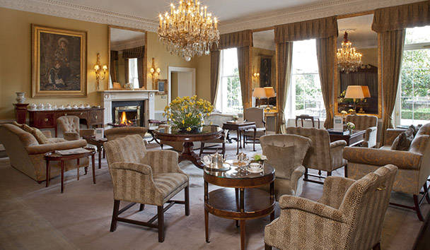 The Merrion: Drawing Room
