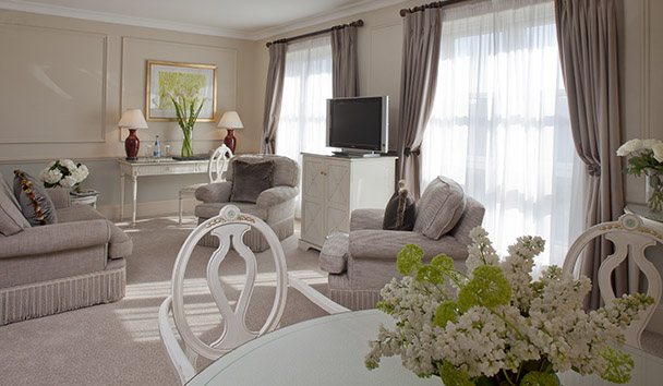 The Merrion: Garden Wing Suite