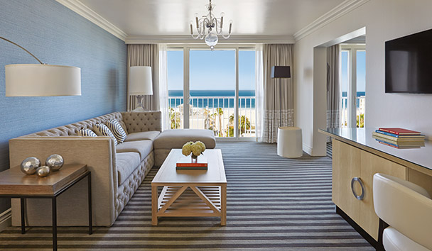 Viceroy Santa Monica: Empire Suite