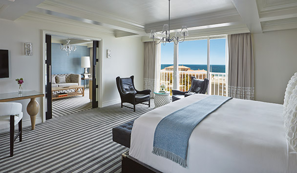 Viceroy Santa Monica: Monarch Suite