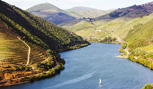 Six Senses Douro Valley: Sailing on Douro River