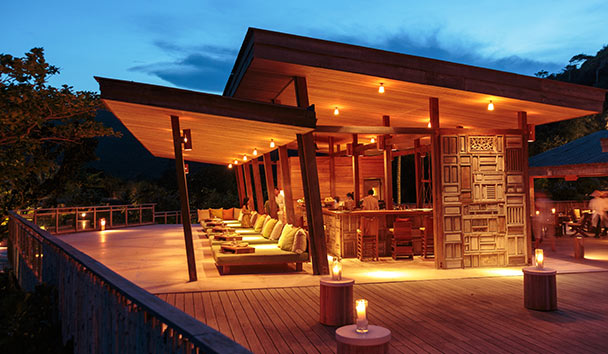 Six Senses Con Dao: Elephant Bar