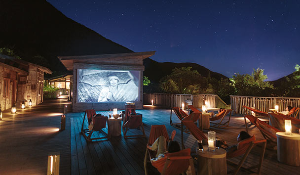 Six Senses Con Dao: Movies At Night