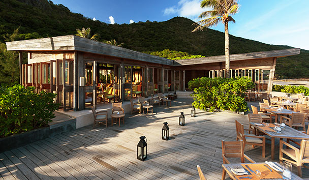 Six Senses Con Dao: By The Beach Restaurant