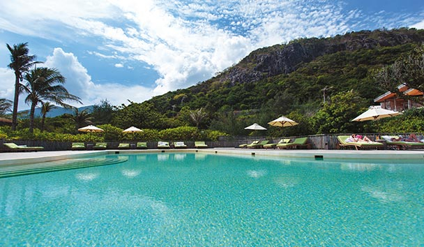 Six Senses Con Dao: Swimming Pool
