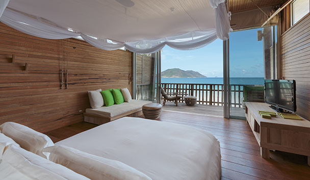 Six Senses Con Dao: Ocean View Duplex Pool Villa