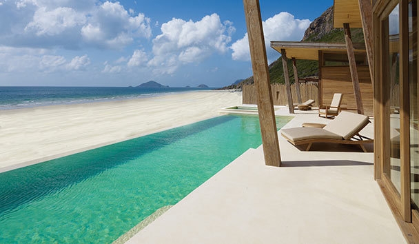 Six Senses Con Dao: Ocean Front Three Bedroom Pool Villa