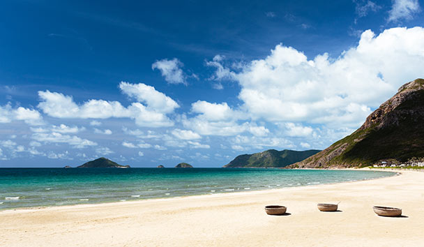 Six Senses Con Dao: Beach at Con Dao
