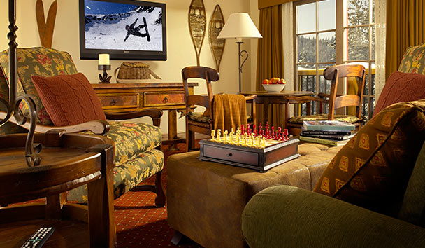 The Arrabelle at Vail Square: Game Creek Games Room