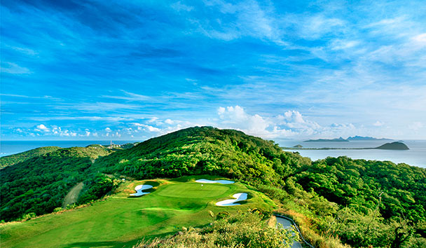 Villabu: The Grenadines Estate Golf Club