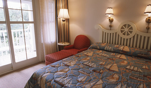 Disney's Yacht Club Resort, Orlando: Double Room