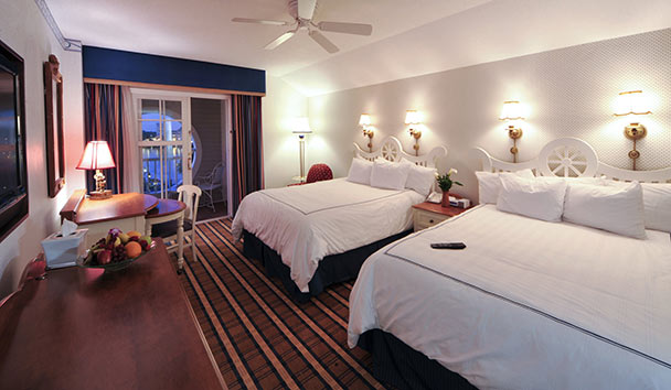 Disney's Yacht Club Resort, Orlando: Twin Room