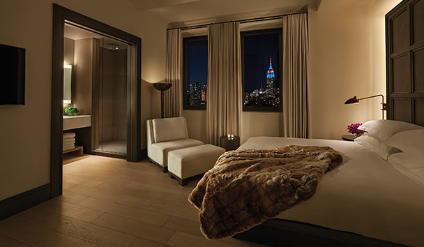 The New York EDITION: Deluxe Room