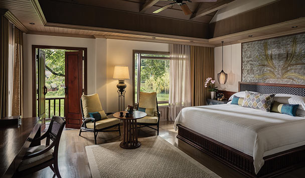 Four Seasons Resort Chiang Mai: Upper Rice Terrace Pavilion