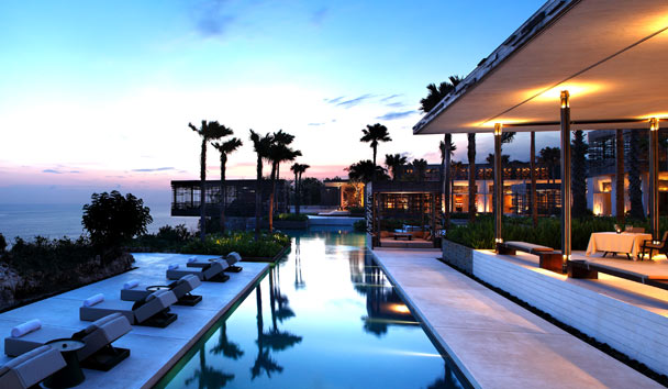 Alila Villas Uluwatu , Indonesia