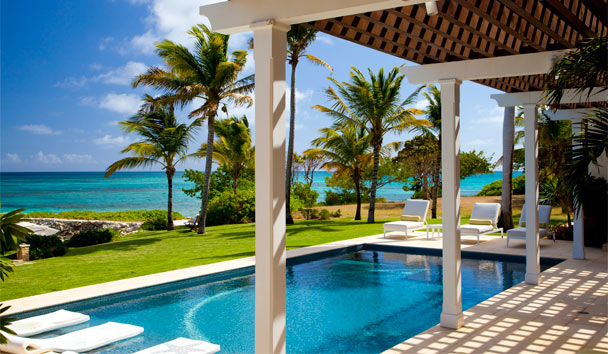 Frangipani Point Estate House at Jumby Bay, A Rosewood Resort  , Antigua
