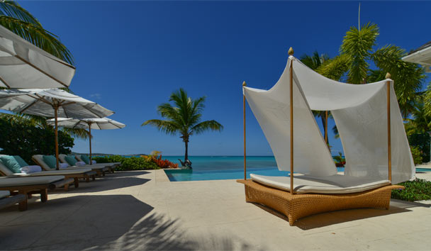 Kairos Villa at  Jumby Bay, A Rosewood Resort , Antigua