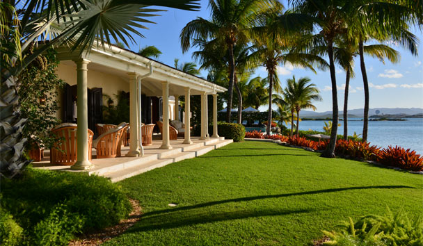 Kairos Villa at Jumby Bay Island: Sea View