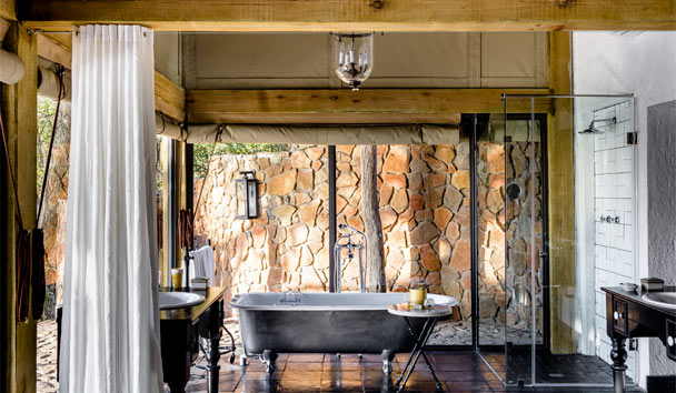 Singita Ebony Lodge: Bathroom