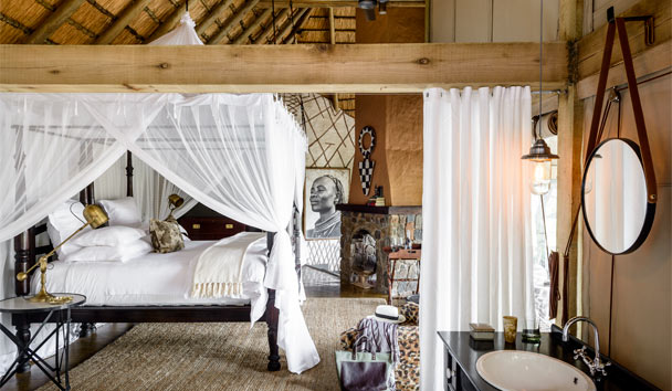 Singita Ebony Lodge: Bedroom