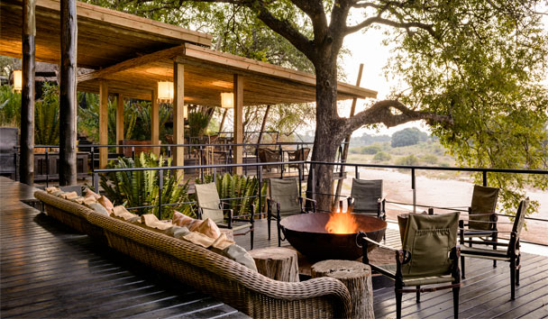 Singita Ebony Lodge, South Africa