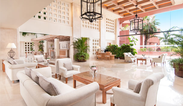 Sheraton La Caleta Resort & Spa: Lobby