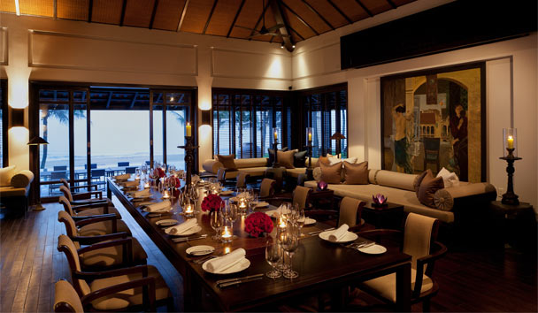 Four Seasons Resort The Nam Hai, Hoi An: Dining