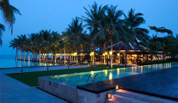 Four Seasons Resort The Nam Hai, Hoi An: Beach Bar