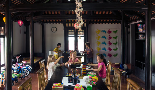 Four Seasons Resort The Nam Hai, Hoi An: Kids Club