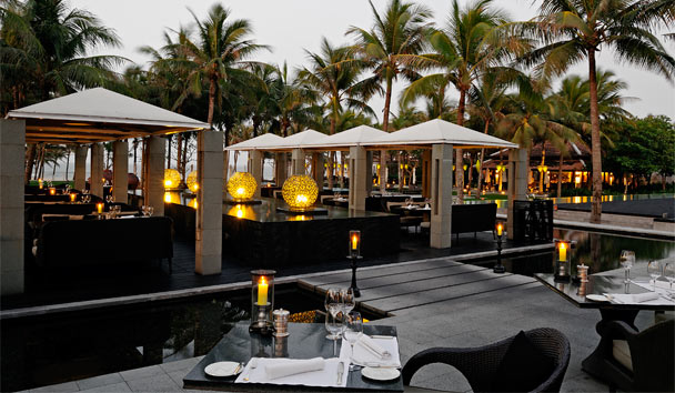Four Seasons Resort The Nam Hai, Hoi An: Candlelit Dining