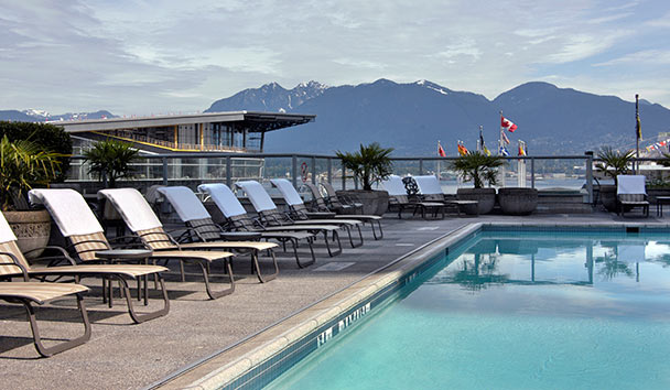 The Fairmont Waterfront Vancouver
