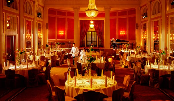 The Gleneagles Hotel: Ballroom