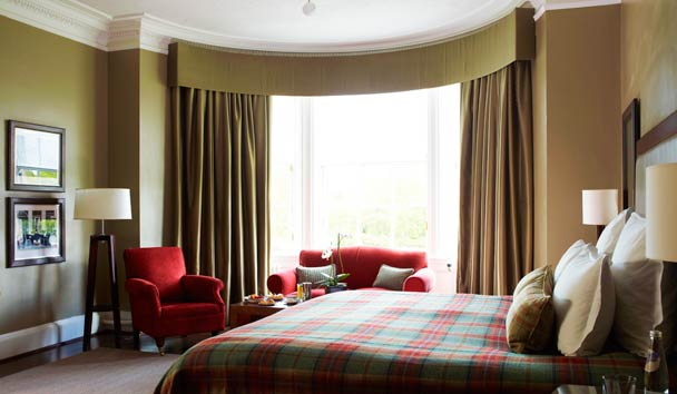 The Gleneagles Hotel: Classic Room