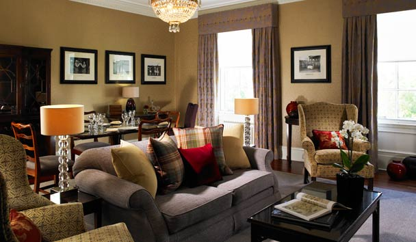 The Gleneagles Hotel: Estate Suite