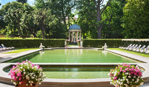 Four Seasons Hotel, Florence: Gardens
